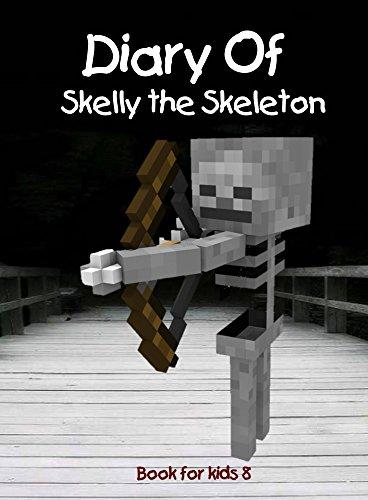 Book kids Diary Skelly Skeleton ebook