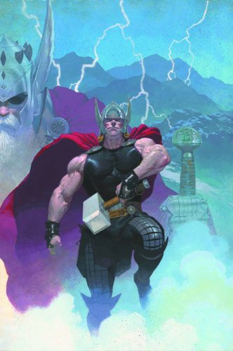 Thor: God of Thunder Esad Ribic Poster