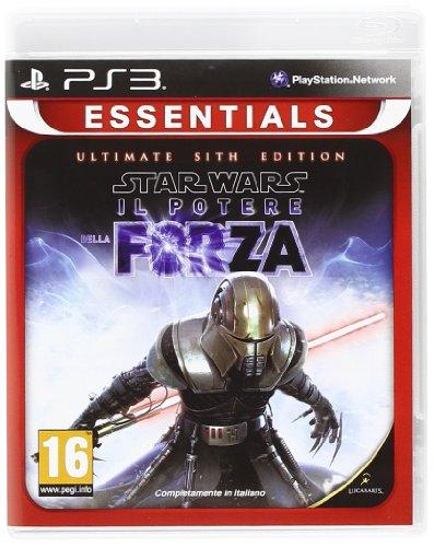 PS3 - Star Wars Il Potere della Forza - Ultimate Sith Edition - Essentials - [PAL EU]