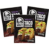 Taco Bell Seasoning Mix, Taco, 1-Ounce (Pack of 3)