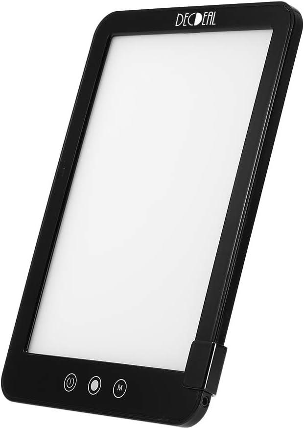Lámpara de luminoterapia Decdeal con 3 niveles ajustables por 21,59€ usando el #código: 4JQ9MYJ7