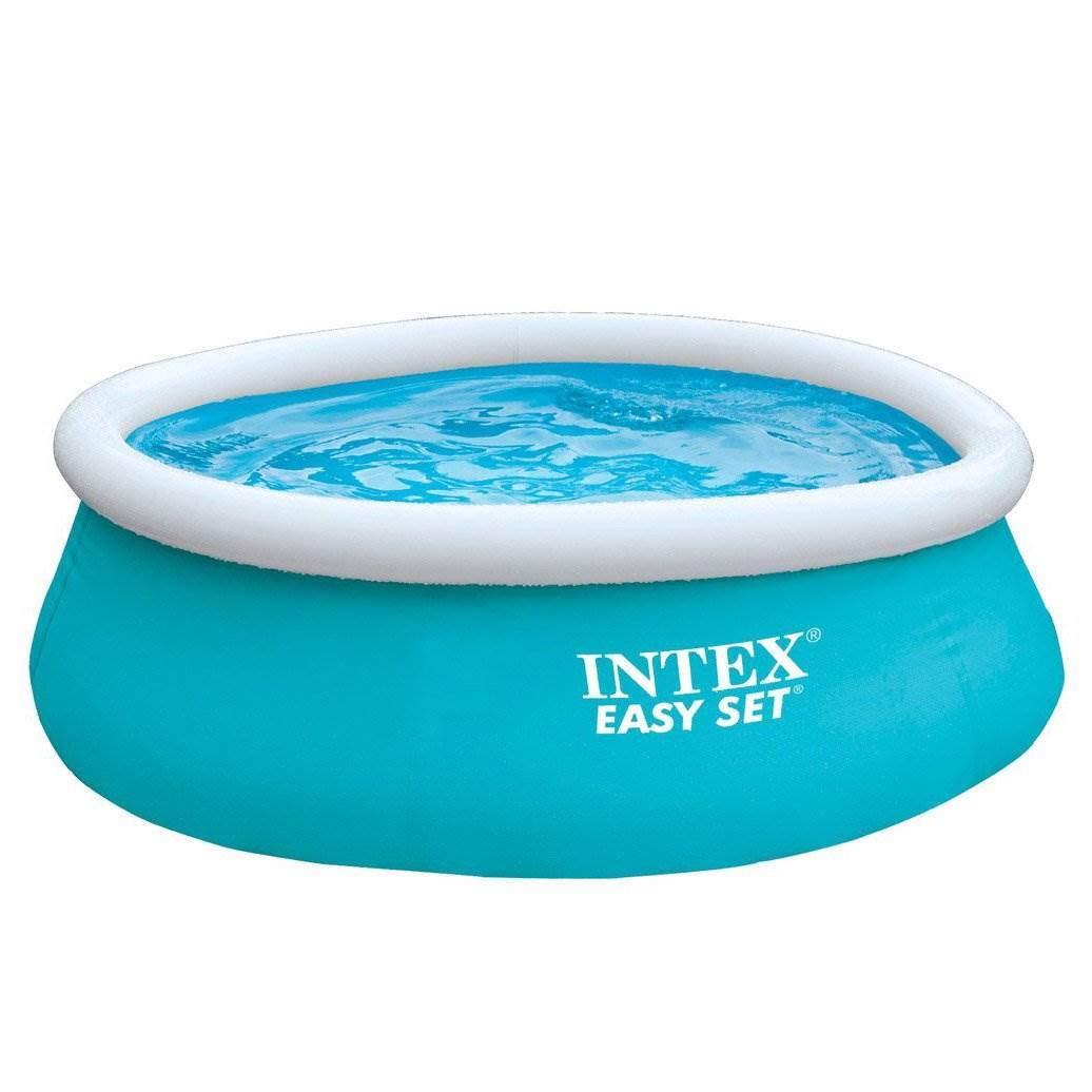 Intex 6' X 20'' Easy Set Pool by Intex