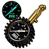 JACO Elite Tire Pressure Gauge - 60 PSI