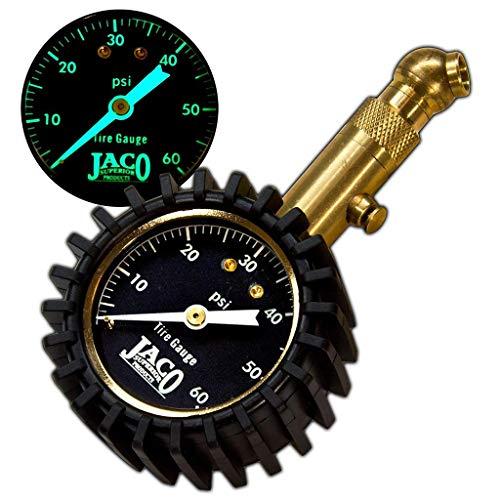 JACO Elite Tire Pressure Gauge - 60 (Best Tire Pressure Gauges)