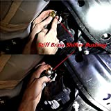 Brass Solid Shifter Bushing and Manual Shifter Stop