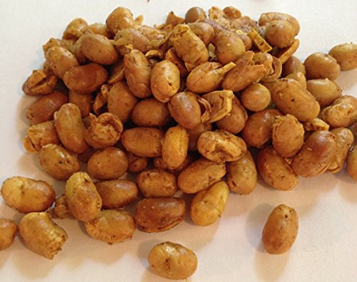 Soy Nuts BBQ Roasted Seasoned Subscription Box 6 MONTHS EACH MONTH 1 POUND DELIVERD TO YOU OR AS A GIFT!