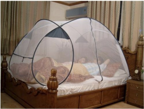 Amazon.com  Pop up Mosquito Tent 4-5 People  Mosquito Net  Sports u0026 Outdoors & Amazon.com : Pop up Mosquito Tent 4-5 People : Mosquito Net ...
