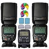 Photo : Yongnuo YN600EX-RT II Wireless Flash Speedlite 2PCS + YN-E3-RT Wireless E-TTL Flash Trigger Transmitter For Canon Digital SLR Cameras 600ex-rt