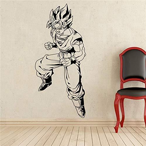 haotong11 Dragon Ball Son Goku Tatuajes de Pared Manga Anime ...
