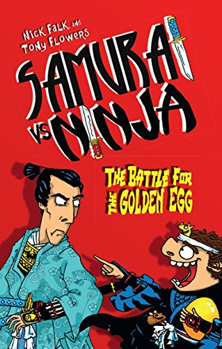 Samurai vs Ninja 1: The Battle for the Golden Egg - Kindle ...