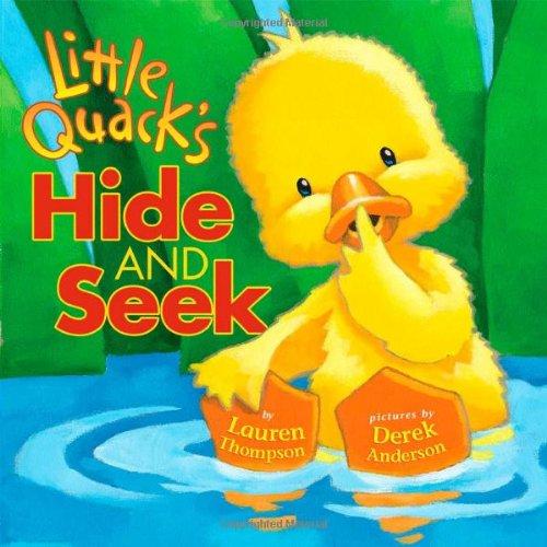 Little Quack's Hide and Seek (Seek Duck)