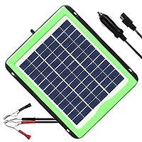 SOLPERK 20W Solar Panel?Solar trickle Ch...