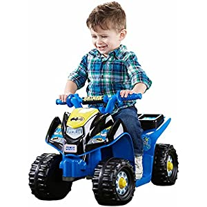 Power Wheels Batman Lil' Quad Ride-On