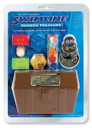Sunken Treasure Pool Game Toys