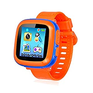 51RHzfz8g6L. SS300  - Kids Watch Girls Digital Watch Boy Games Watch,smartwach Kids Smart Wrist Watch for Kids with Pedometer Camera Alarm…