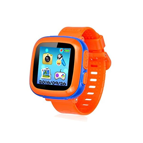 51RHzfz8g6L. SS600  - Kids Watch Girls Digital Watch Boy Games Watch,smartwach Kids Smart Wrist Watch for Kids with Pedometer Camera Alarm…