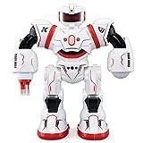 JJRC R3 Smart Combat Robot Toy RC Control Gesture Sensor Action Display Singing Dancing USB Charging Kids Christmas Birthday Gift Red