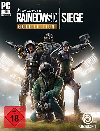 Tom Clancy's Rainbow Six Siege Gold Edition Year 5   PC Code - Uplay