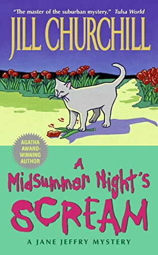 A Midsummer Night's Scream (Jane Jeffry Mysteries, No. 15)