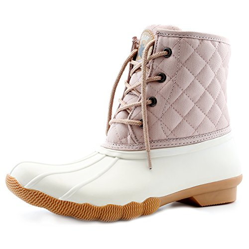 DailyShoes Womens Booties Quilted Waterproof product image