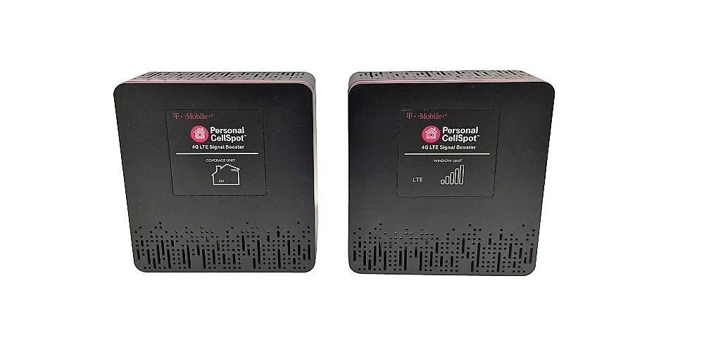 T-Mobile NXT CEL-FI-D32-24 Indoor Coverage 4G Lte Personal Cell Spot Signal Booster by T Mobile