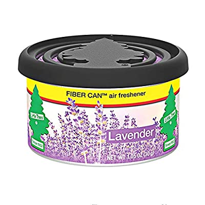 Little Trees Fiber Can Air Freshener (Lavender): Automotive