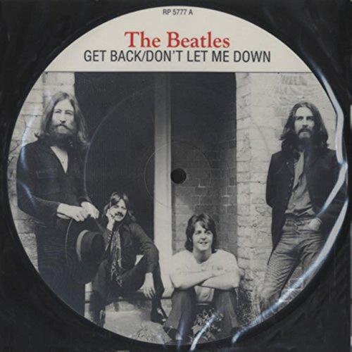 Get Back / Don't Let Me Down (Get Back Don T Let Me Down)