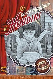 vignette de 'La Boîte magique d'Houdini (Brian Selznick)'