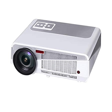 WBGSNHHH Proyector, Video Proyector HD 3000 Lúmenes Proyector LED ...