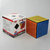 Kingcube Shengshou 11x11 Black Magic cube ShengShou Cube Cubic 11x11 Speed cube Square puzzle
