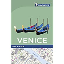 Michelin Venice Map & Guide, 2e