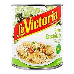 La Victoria Green Chile Enchilada Sauce ...