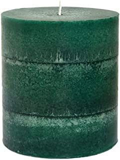 product image for Wicks N More Evergreen Scented Candle 3x3 Pillar