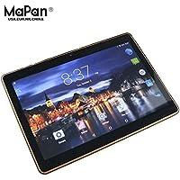 "MAPAN 3G Tablet Smart Pc Dual Sim gsm Quadband Pantalla 10.1"" WiFi Android 6.0 Doble Camara Bluetooth/FM"