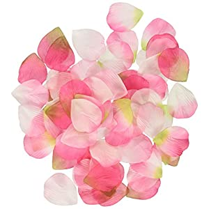 Lillian Rose Silk Flower Rose Petals Pink 8