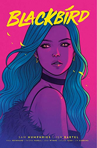Pdf Comics Blackbird Volume 1