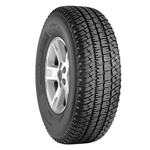 Michelin LTX A/T2 All-Season Radial Tire - LT265/70R18/E 124R (Used Michelin Tires)