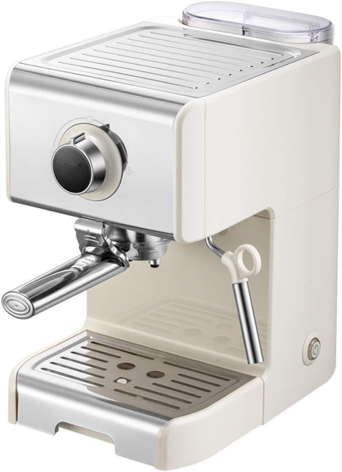 TWDYC Molinillo de café eléctrico Burr Mill - Recién muele tolva Grande con, Fácil Operación de un Toque, Cepillo de Limpieza Incluido: Amazon.es: Hogar