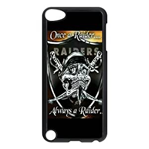 Custom Case Oakland Raiders for Ipod Touch 5 T4B3168779