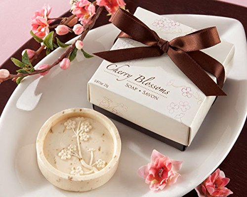"""50 """"Cherry Blossom"""" Scented Soap"""
