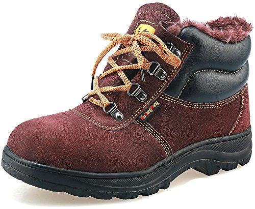 good Work Boots For Men Waterproof - soleilvillage.com