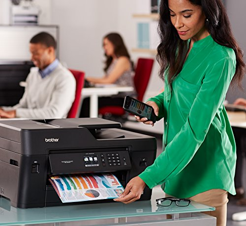Brother MFC-J6530DW Business Smart Pro Wireless All-In-One Printer