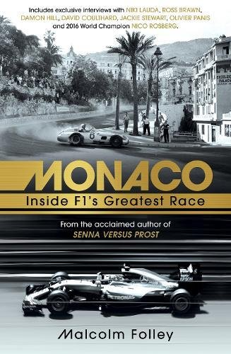 Monaco: Inside F1's Greatest - India Store Ferrari