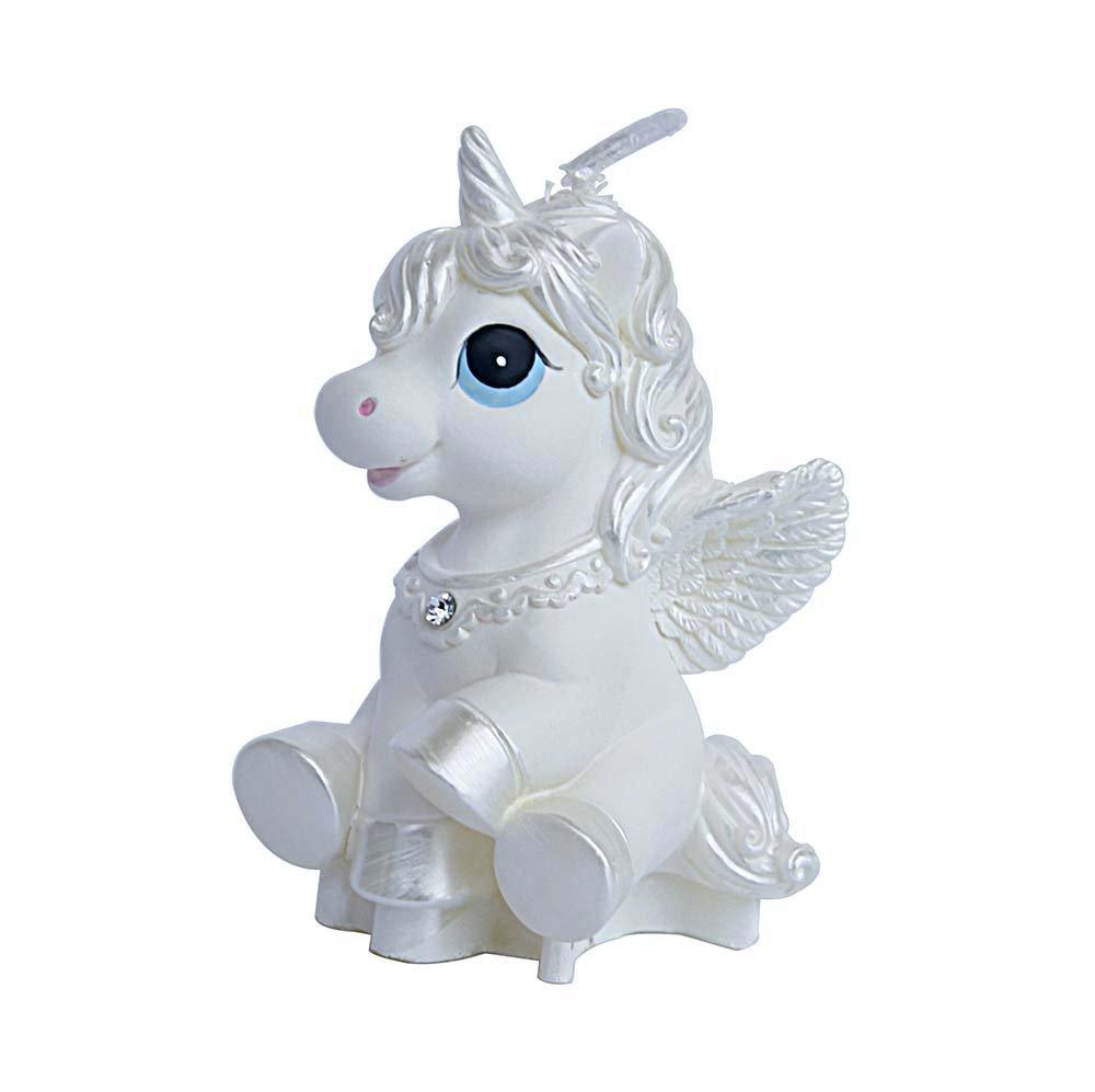 E-meoly Creative Dessin anim/é Pegasus Bougies danniversaire Licorne Charmant cadeaux f/ête Flying Horse Bougies sans fum/ée Bougies pour f/ête et mariage drag/ées souvenir