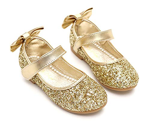 Cadidi Dinos Little Girl's Dress Shoes Mary Janes