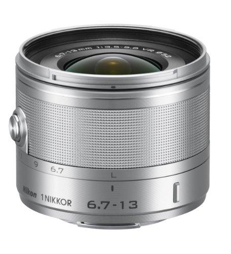 Nikon 1 NIKKOR 6.7-13mm f/3.5-5.6 VR (Silver), Best Gadgets