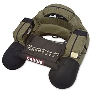 Caddis Sports Nevada Gold Float Tube