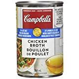 Campbell's Reduced Sodium Chicken Broth, 284ml