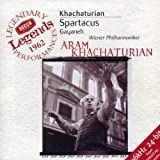 Khachaturian: Spartacus; Gayaneh / Glazunov: The Seasons