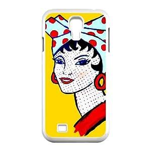 Samsung Galaxy S4 9500 Cell Phone Case White P.A.N. X6T8RX